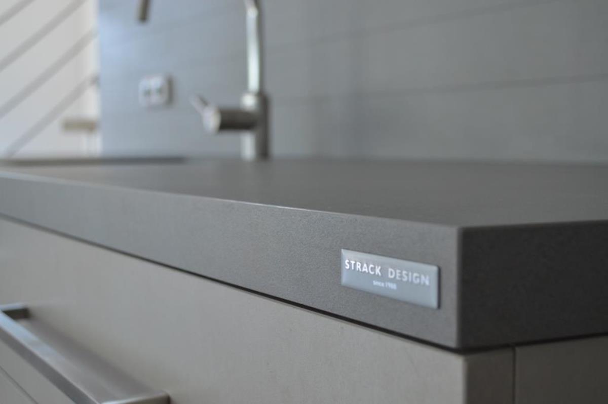 Küchenarbeitsplatten – Strack Design