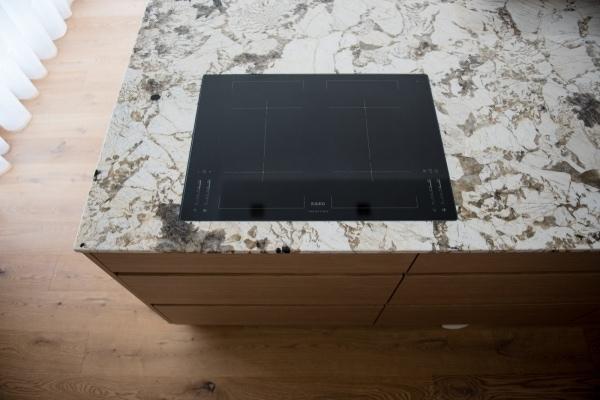 Küchenarbeitsplatte Quarzit