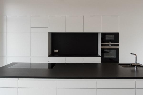 Küchenarbeitsplatte Nero Assoluto