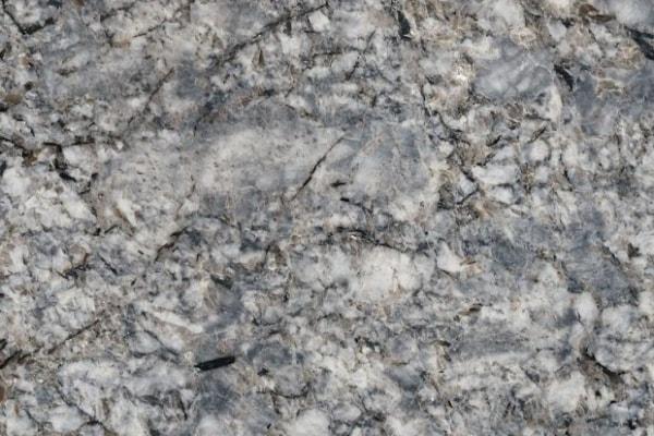 Azul Aran, Granit