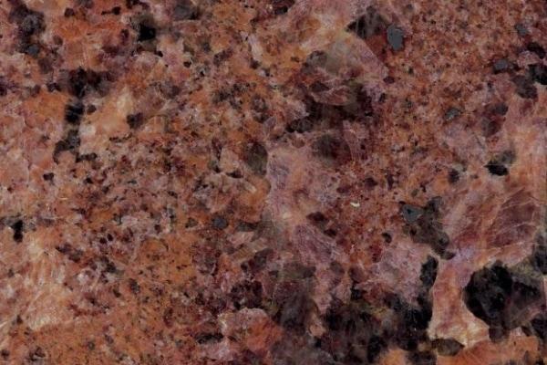 Jupparan Bordeaux, Granit