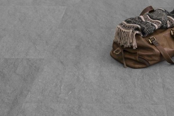 Bodenfliesen Naturstein Carbon Grey