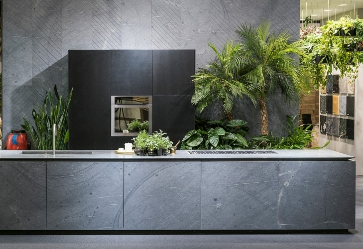 Granit Küchenarbeitsplatte Atlantis