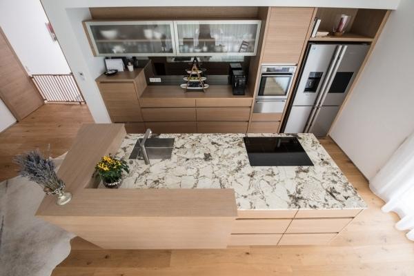 Kücheninsel Granit 2cm