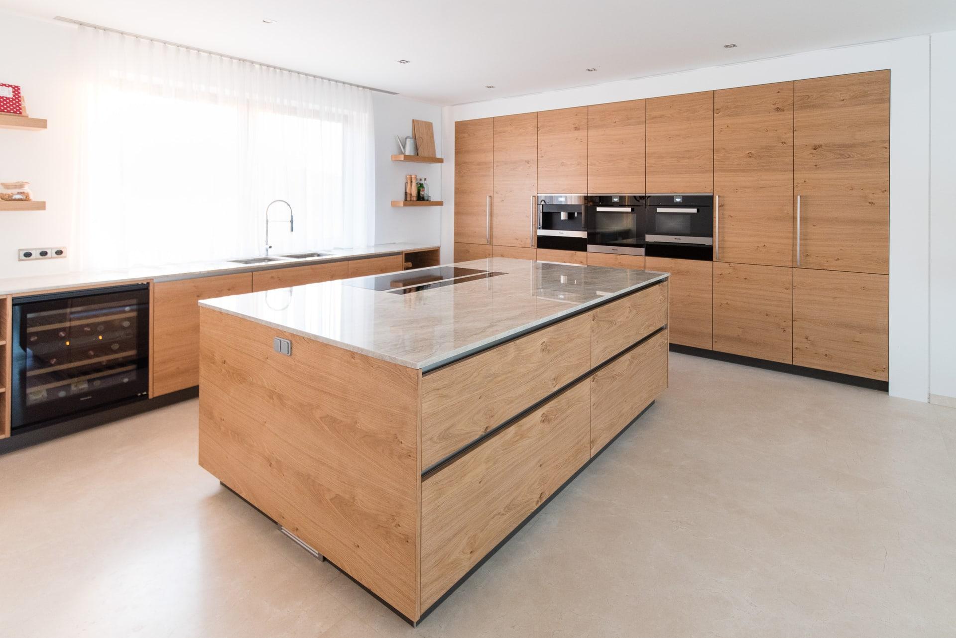 Küchenarbeitsplatte Granit-Ewe